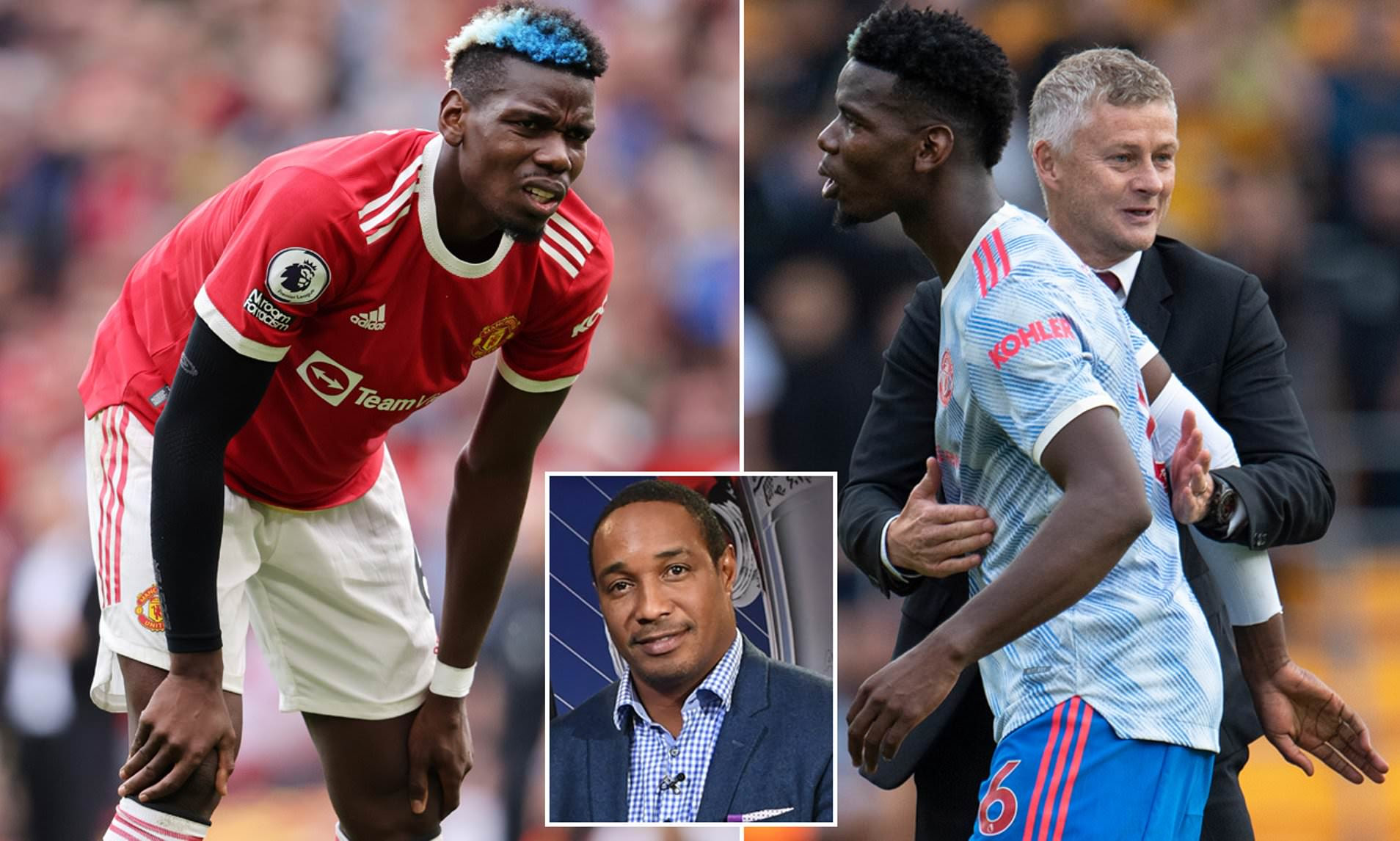 Manchester United's contract offer to Paul Pogba is a 'sign of desperation, says Paul Ince