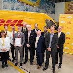 DHL Express: תקן האבטחה TAPA למתקן ה- 300 - Port2Port ספנות ותעופה