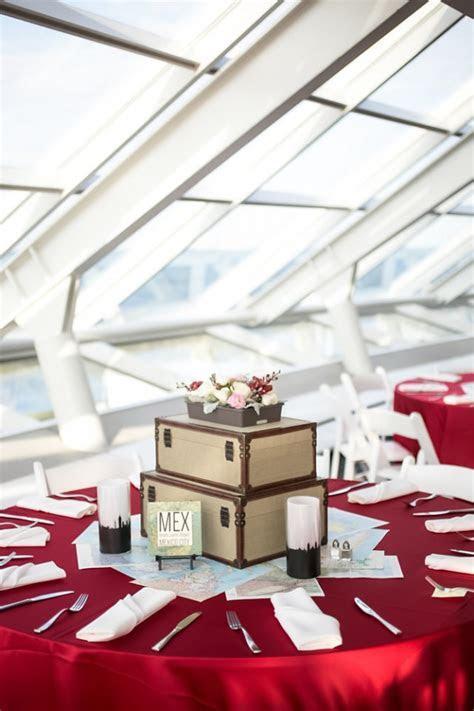 Travel Inspired Wedding in Chicago · Rock n Roll Bride