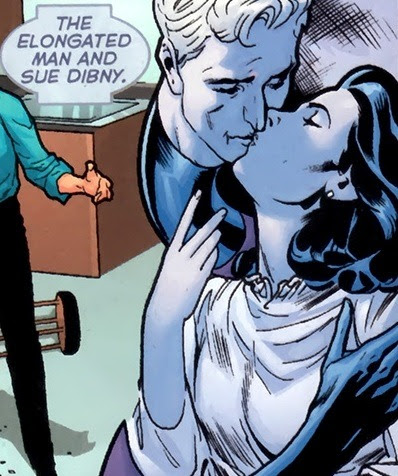 Blackest Night - the Atom & Hawkman #46