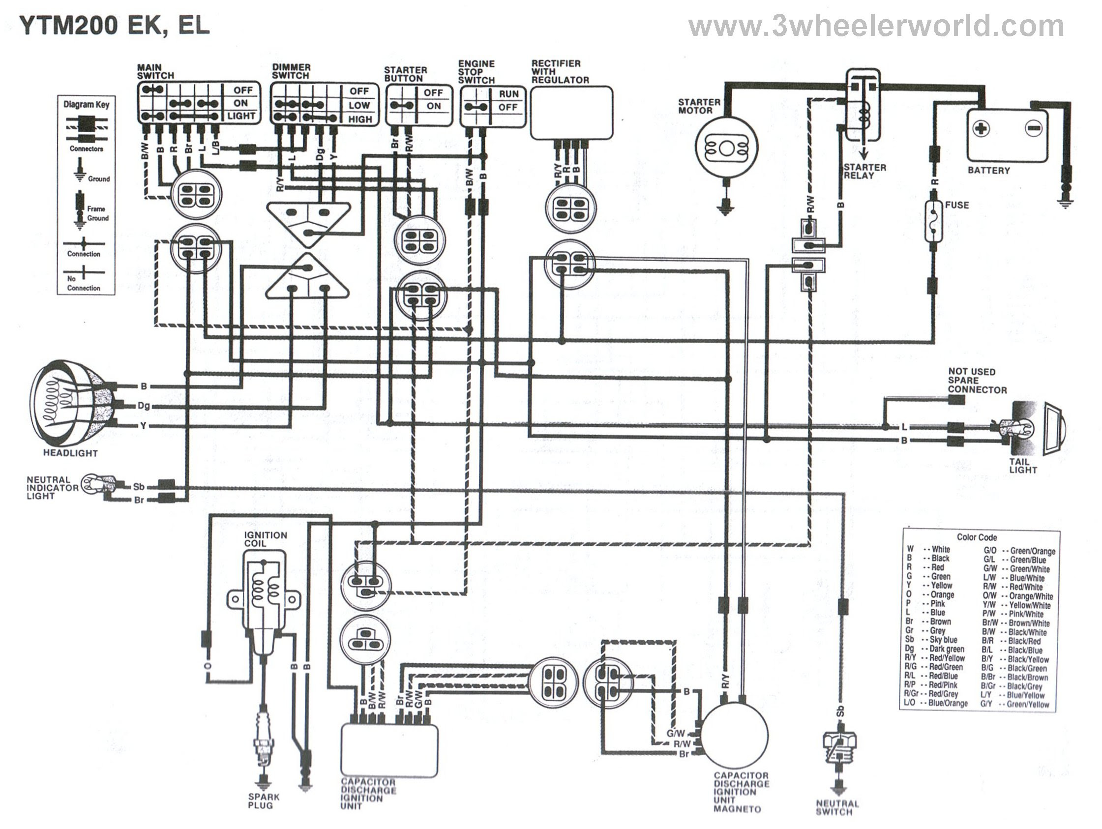 Yamaha Wiring Schematic 4 Yamamoto Wiring Diagram Browse A Browse A Cfcarsnoleggio It