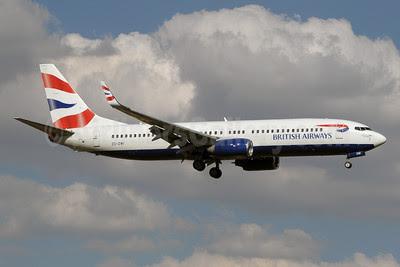 British Airways-Comair (South Africa) Boeing 737-85R WL ZS-ZWI (msn 30403) JNB (Paul Denton). Image: 921014.
