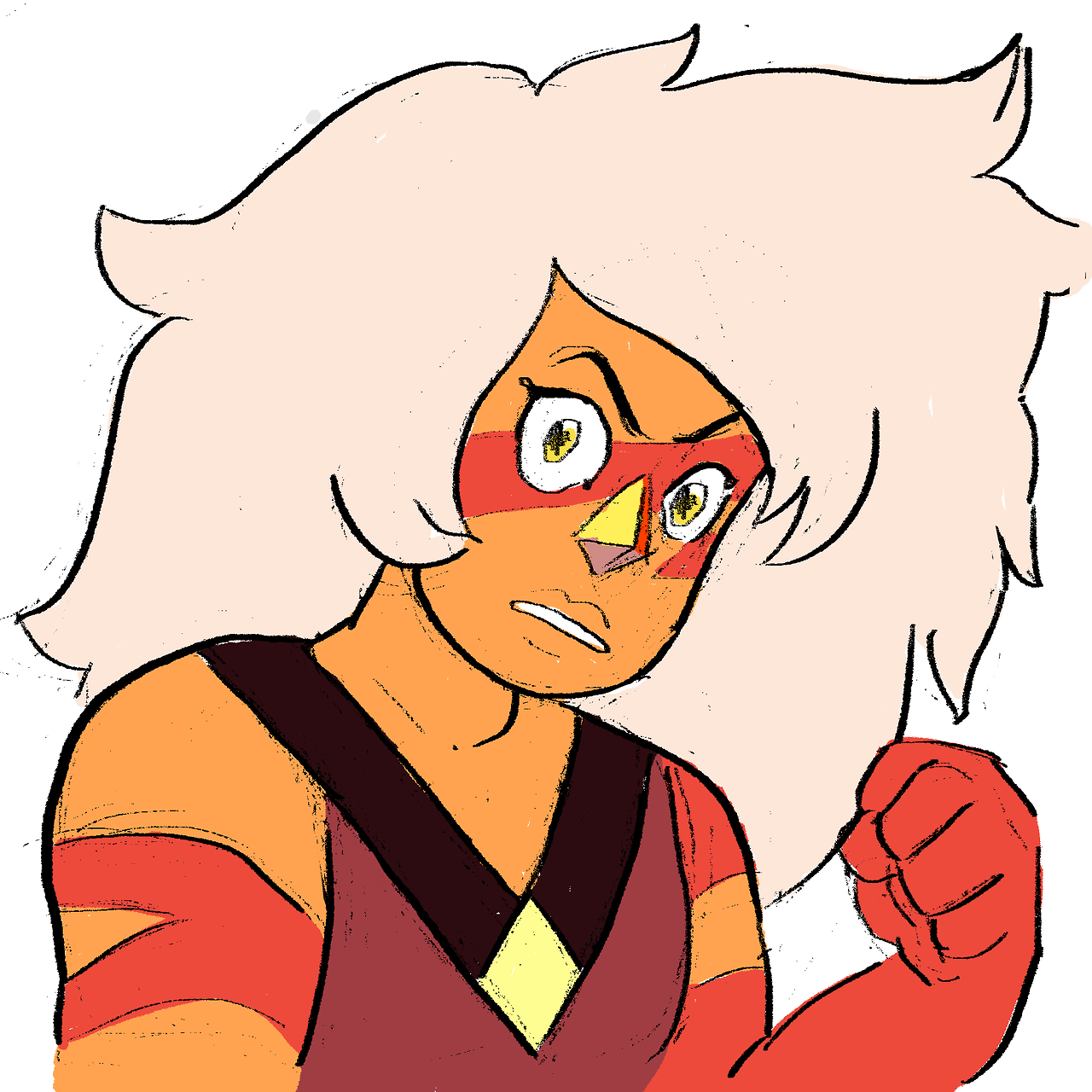 a lil jasper, for the soul (¬‿¬)