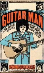 Book cover: The Guitar Man