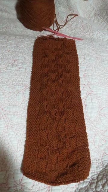 scarf wip