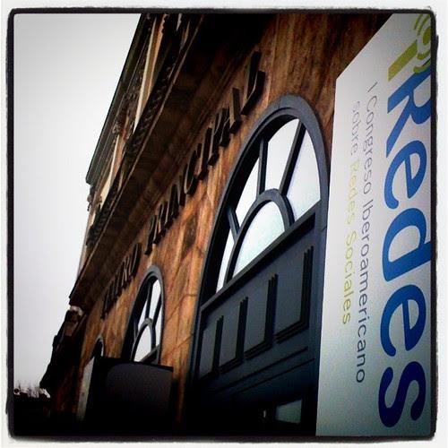 Ya ha empezado #iredes