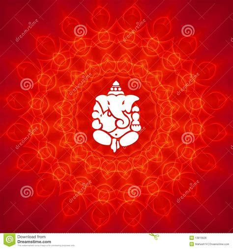 Lord Ganesha Royalty Free Stock Photos   Image: 13815628