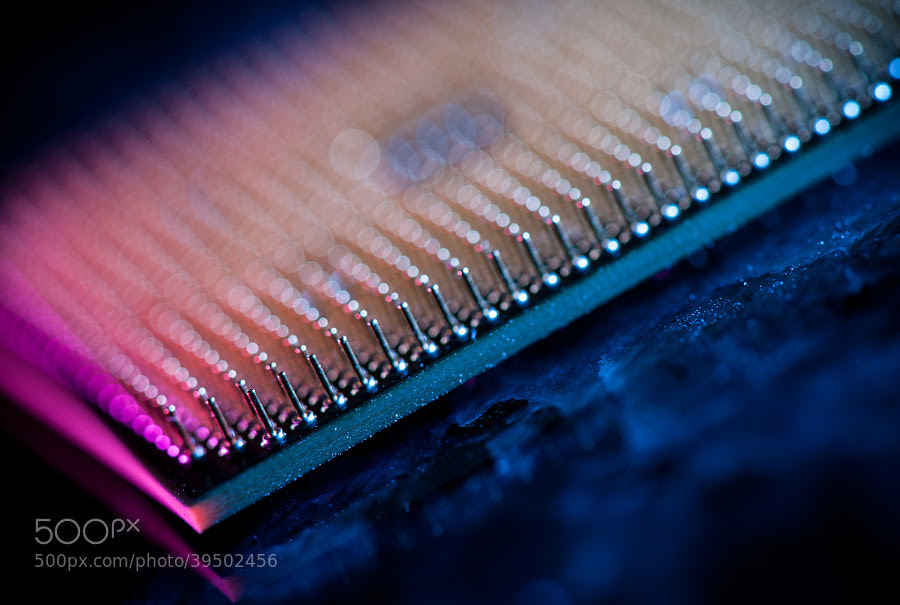 CPU by Jay Scott (jayscottphotography)) on 500px.com