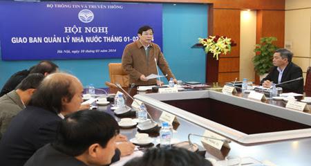 báo chí, bộ trưởng, Nguyễn Bắc Son