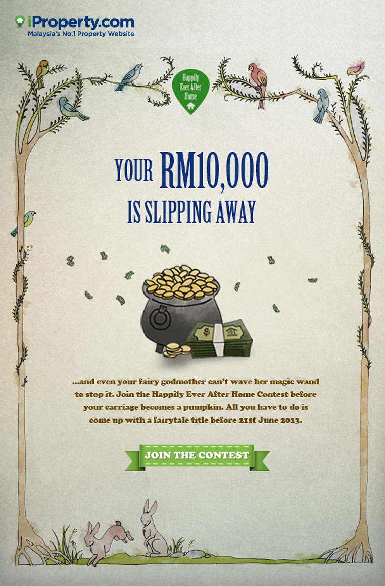 Your RM10,000 is Slipping Away