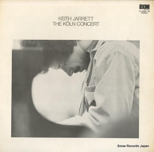 JARRETT, KEITH koln concert, the