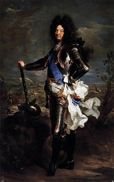 Ficheiro:Louis le Grand; Rigaud Hyacinthe.jpg