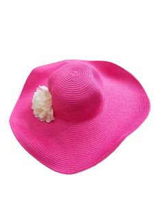 New Fashion Candy Color Summer Flower Womens Topi Ultraviolet Beach Cap Large Brimmed Straw Hat Beige