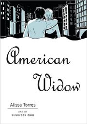 American Widow by Alissa Torres graphic novel book cover