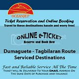 OceanJet Dumaguete-Tagbilaran Route