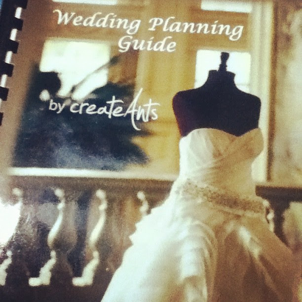 Thanks @createAnts for my well organized checklist. Now i feel the pressure, 12 months before the wedding  ❤ @pgperalta