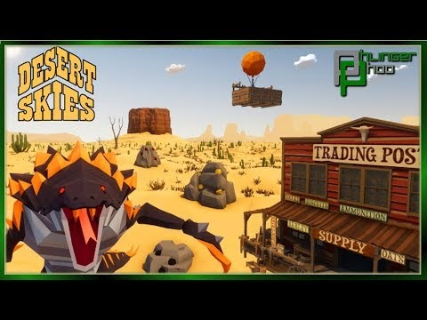 Desert Skies (Early Access) Review | Gameplay