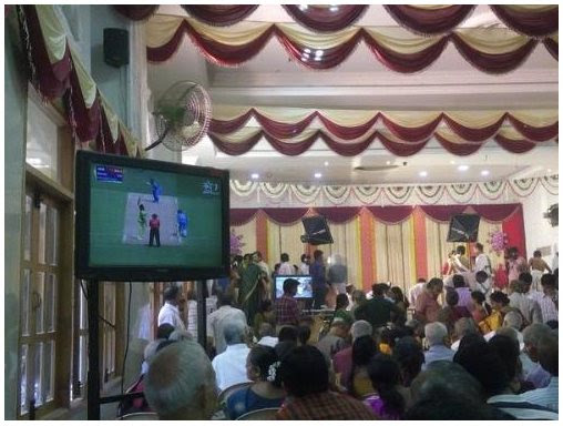 2015 ICC Cricket World Cup India vs Pakistan Wedding