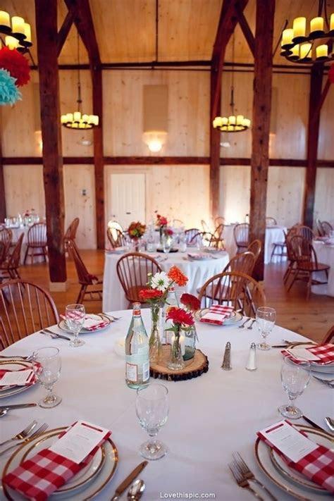 Picnic theme wedding wedding lights decor flowers country