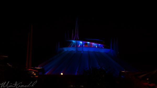 Disneyland Resort, Disneyland60, 60, Anniversary, 24, Hour, Party, Celebration, Kick, Off, Disneyland, Space, Mountain, Closed, Routine, Maintenance