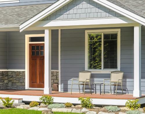 4 Model Teras Rumah Minimalis Dekorasi Ala Bungalow Rumahminimalis Com