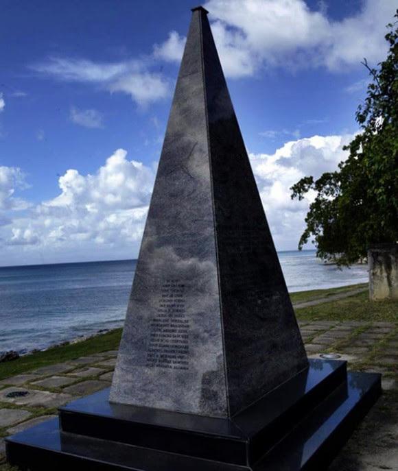 El monumento a la víctimas del sabotaje. Foto: Ismael Francisco/ Cubadebate