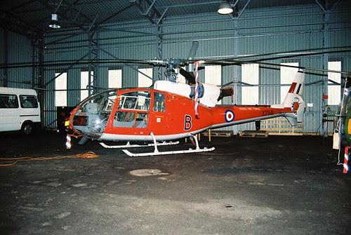 XZ941/B Gazelle HT.1