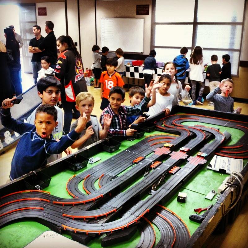 Slot cars for kids