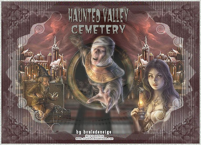 tuto perso haunted valley