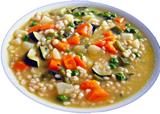 zuppa di verdura