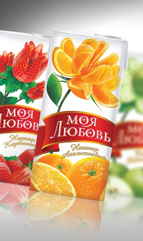 My Love Juice on Packaging of the World - Creative Package Design Gallery