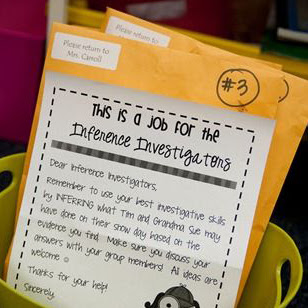 Inference Classroom Strategies Reading Rockets