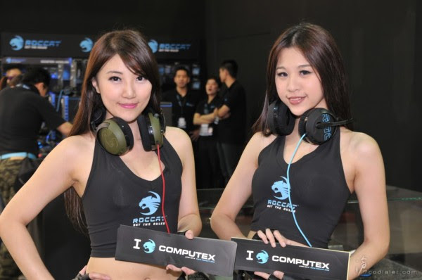 Booth Babes Computex 2014 (13)
