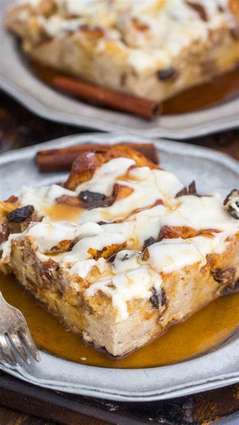bread pudding video sweet  savory meals