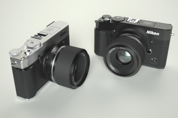 Nikon FF Mirrorless Concept