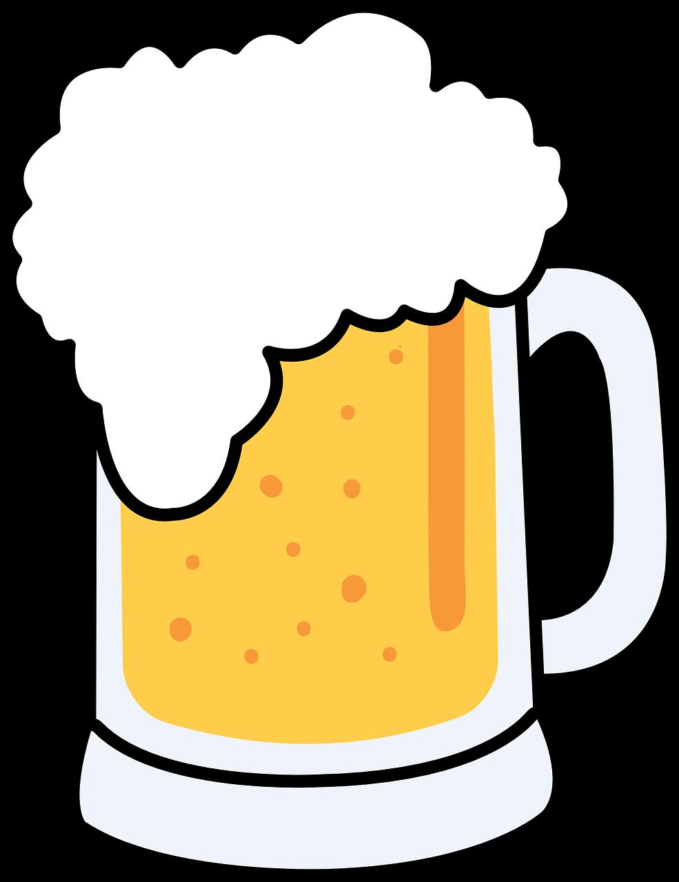 Beer Mugs Clip Art - ClipArt Best