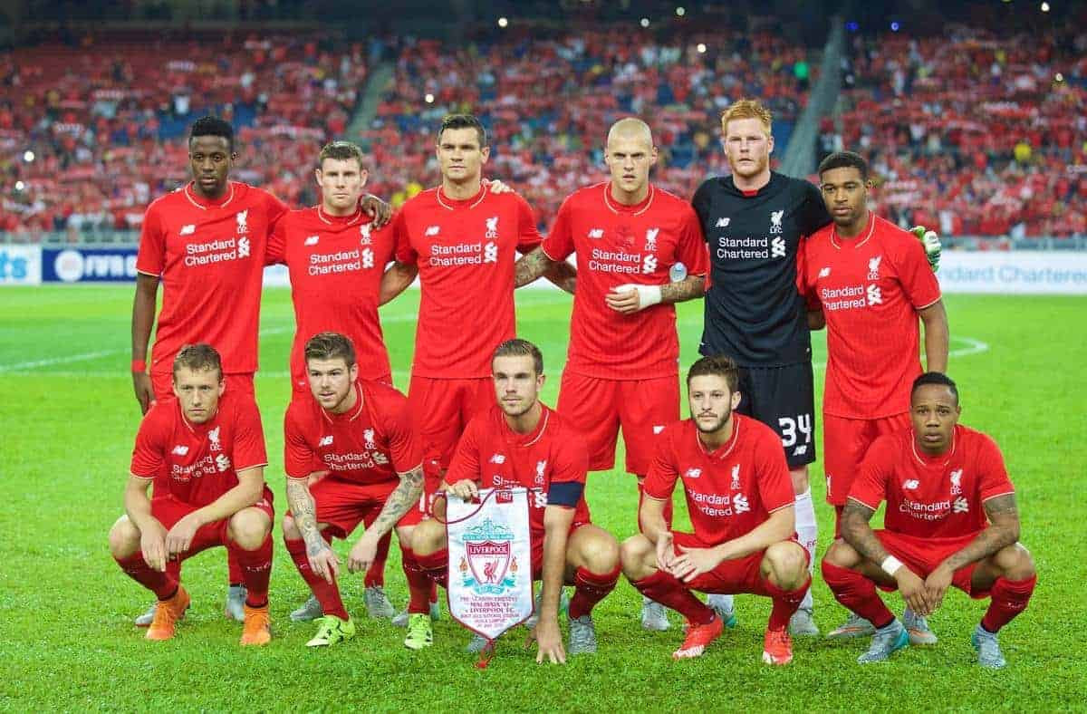 Malaysia XI 1-1 Liverpool: Player Ratings - This Is Anfield