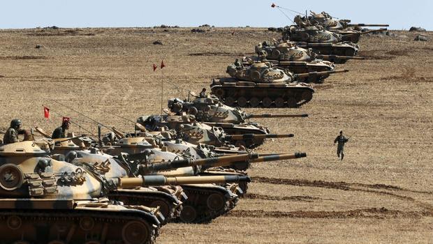 Τουρκία-in-Συρία
