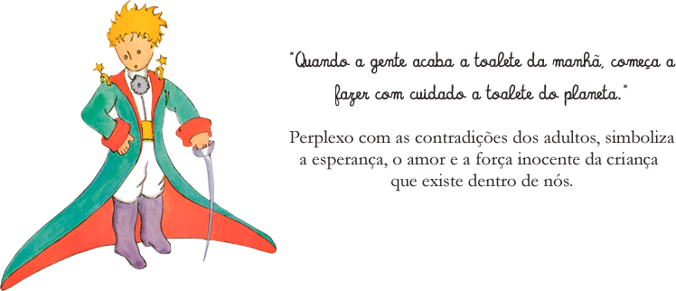 O Pequeno Principe Papo Do Rooh Rodrigo Dias