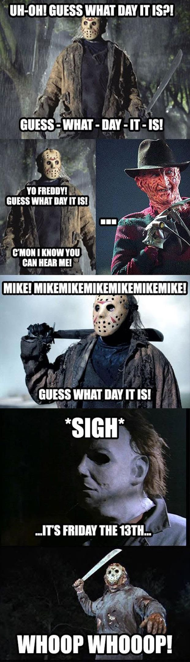 Funny Friday The 13th Quote Pictures Photos And Images For