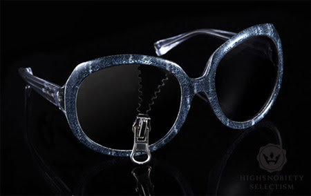 Zipper Sunglasses