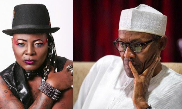 Image result for Charly Boy supports Buhari Stand on Biafra Agitations