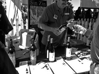 Ghirardelli Wine Festival - Alexander Valley Vineyards