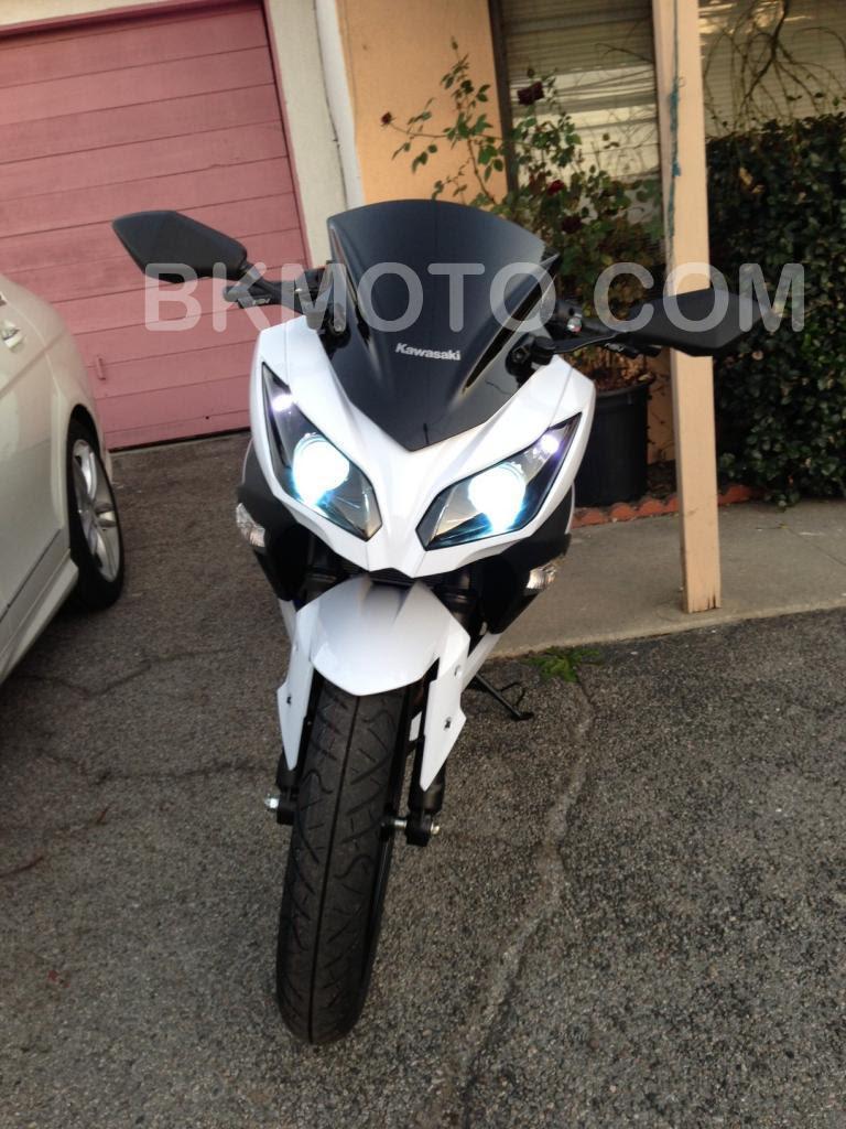 Group Buy Bkmoto Ninja 300 Bixenon Hid Projector Kits
