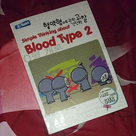 Simple Thinking about Blood Type 2 Review