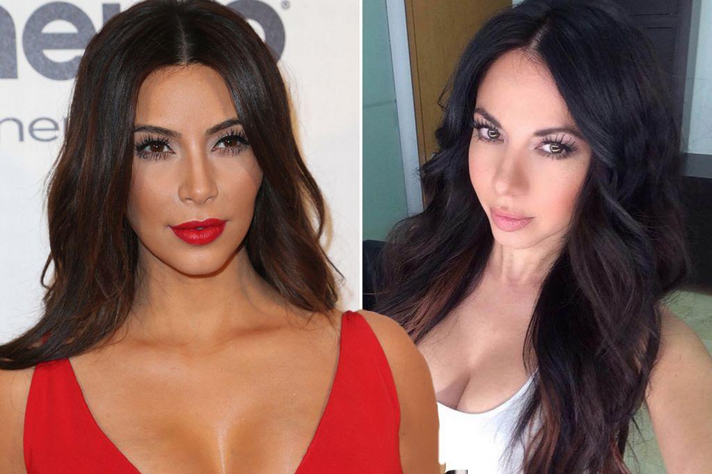 Meet the Mexican Kim Kardashian! Jimena Sanchez has a bum ...