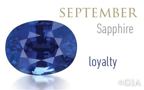 September Birthstone   Sapphire   Mount Pleasant Jewelry Store