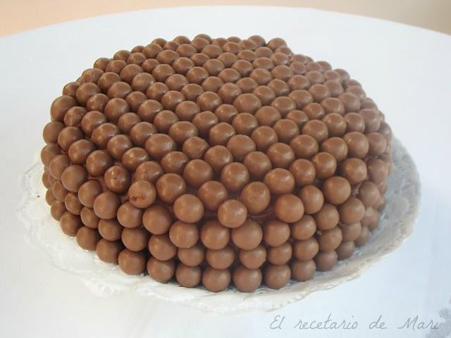 Tarta Maltesers 53