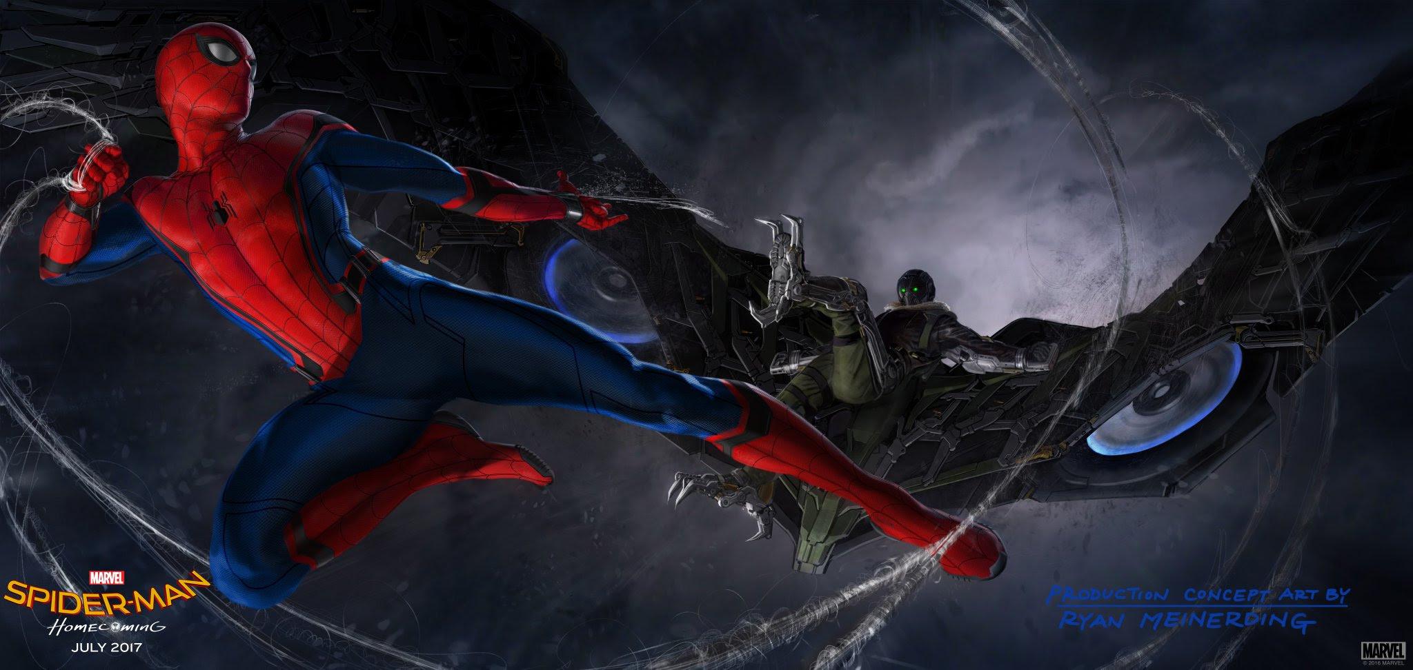 Resultado de imagem para Spider-Man: Homecoming