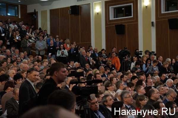 Паразиты владеют почти всей собственностью России